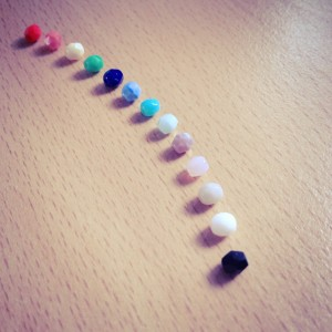 Czech Bead Colours