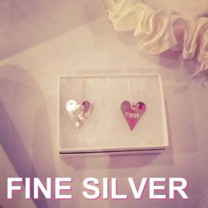Fine Silver Labelled