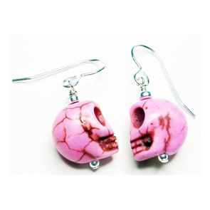 Skull Wires Pink