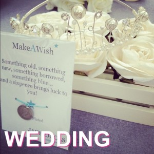 Wedding Labelled
