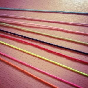 Make A Wish Cord Colours