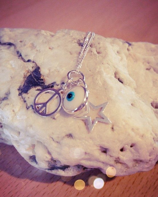 Sterling Silver Mystic Wishes Necklaces