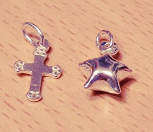 Sterling Silver Charm Choices for Wish Bracelets