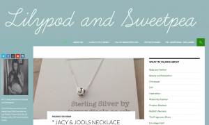 Lilypodandsweetpea Blog Post