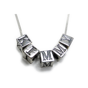 Sterling Silver Kimmy Schmidt Necklace