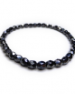 Faceted Czech Hematite Stacking Bracelet