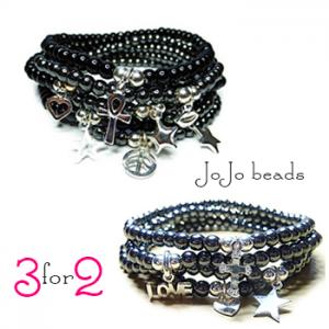 3 for 2 on Jacy & Jools JoJo Beads - 50 Treats to Christmas