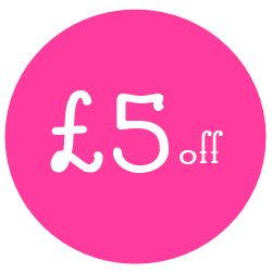 £5 Off at Jacy & Jools with 50 Treats To Christmas Offers