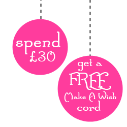 Free Make A Wish Bracelet by Jacy & Jools