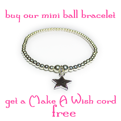 Get a Free Make a Wish Bracelet by jacy & Jools