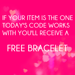 Free Jacy & Jools Bracelet For One Lucky Customer