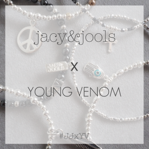 Jacy & Jools x Young Venom | Sterling Silver Jewellery, Hale